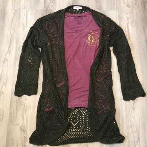 Hunter Green UMGEE Sweater